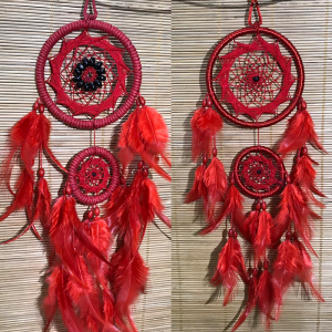 Dream catcher đôi 103
