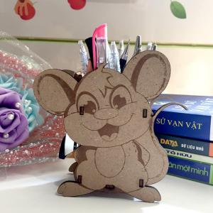 Hộp bút chuột túi