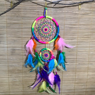 Dream catcher cầu vồng