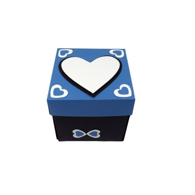 Endless love box blue