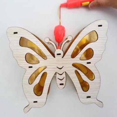 Lồng đèn bươm bướm